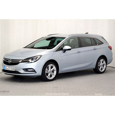 Opel Astra 1 4 Turbo Test by Test Opel Astra Sports Tourer 1 4 Turbo 125 Ch Start Stop