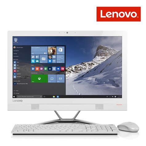 Lenovo All In One pc all in one lenovo 300 core i5 21 5 blanco ktronix