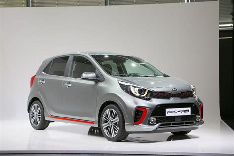 Kia Sporty All New Kia Picanto City Car Detailed Gains Sporty Turbo