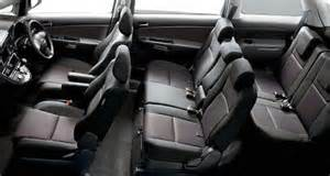 Interior Toyota Wish Sintesa Toyota Wish
