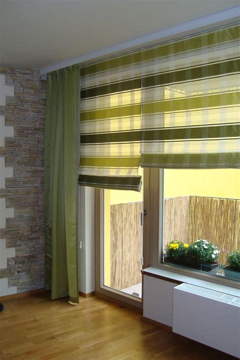 gardinen flurfenster eine gem 252 tliche atmosph 228 re in gr 252 nen farbt 246 nen heimtex ideen