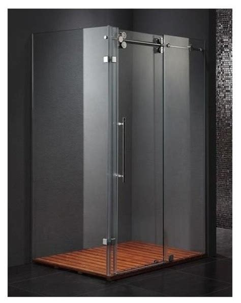 30 X 36 Shower Stall 36 In X 60 In Frameless Clear Shower Enclosure