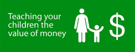 Parenting Teaching The Value Of Money by Teaching Your Children To Work With Money Lifeforce