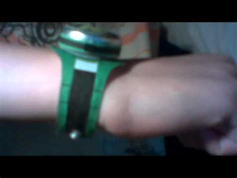 How To Make A Paper Omnitrix - paper omnitrix