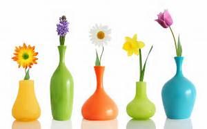 рисунок вазы с цветами красками
