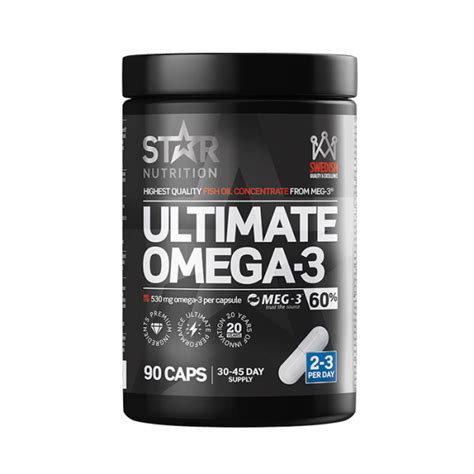 Ultimate Nutrition Omega 3 1000mg 90caps osta ultimate omega 3 60 90 caps osoitteessa