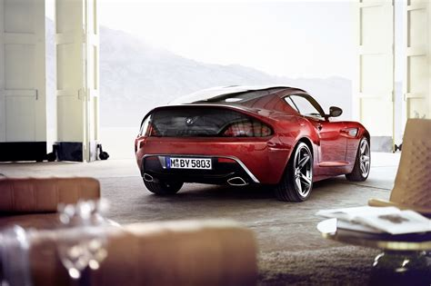 zagato bmw bmw z4 zagato coupe pictures and details autotribute