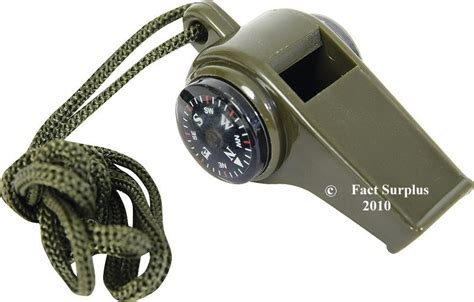 Peluit Multifungsi Whistle Compass Temperature Whistles Compass Thermometer Whistle