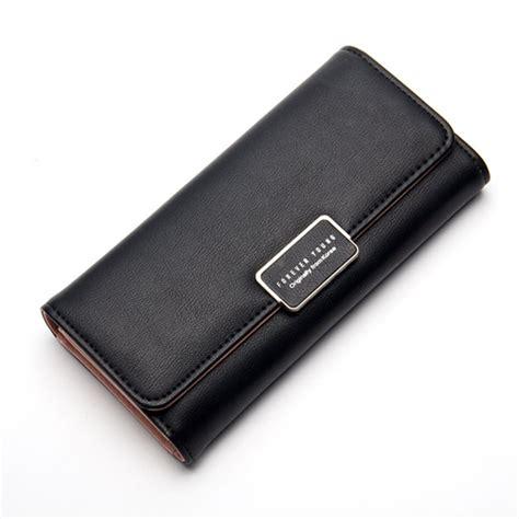 Dompet Elegan jual bd107 black dompet import elegan wanita cantik