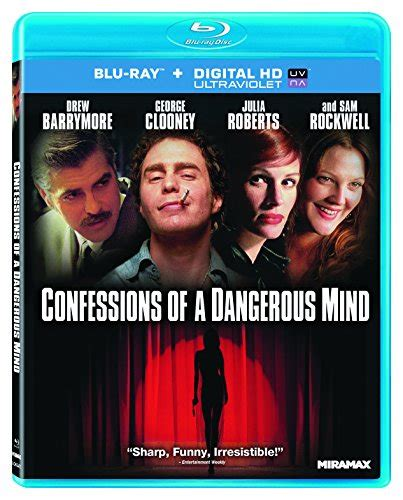 film blu ray streaming movie confessions of dangerous mind blu ray free