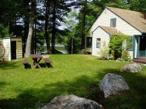 charming maine cottage on little sebago lake vrbo