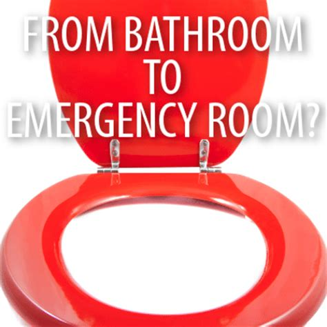 blood in toilet paper after bowel movement dr oz is red blood on toilet paper an emergency should