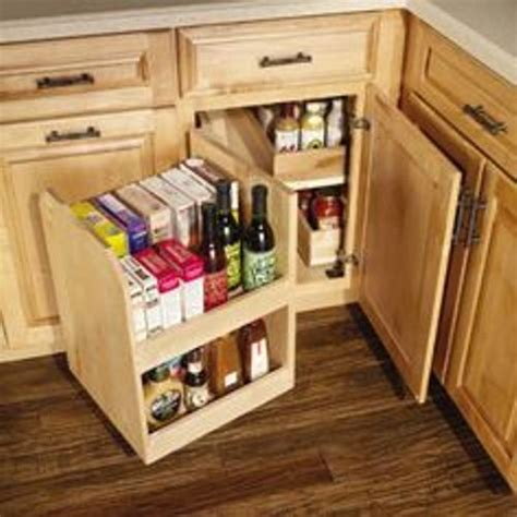 Corner Kitchen Cabinet Storage Ideas How To Organize Corner Kitchen Cabinets 5 Tips For