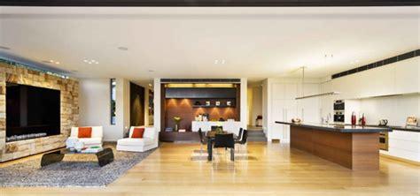 Open Plan Floor Plans Australia by Inspiracion Arquitectura Casa Moderna Con Espacios