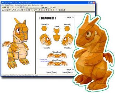 Papercraft Program - descargar pepakura designer