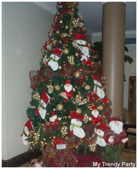 como adornar un arbol de navidad de papel como decorar tu arbol de navidad my trendy