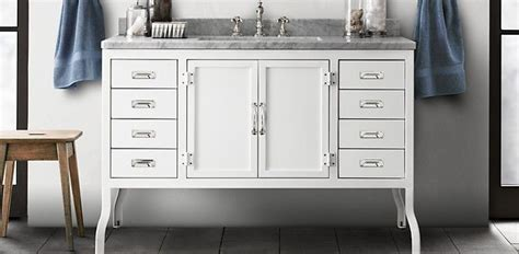 Restoration Hardware Bathroom Furniture Furniture Restoration Hardware Bathroom Vanities Pinterest