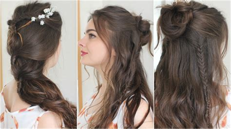 Boho Hairstyles by 2 Boho Hairstyles Tutorial