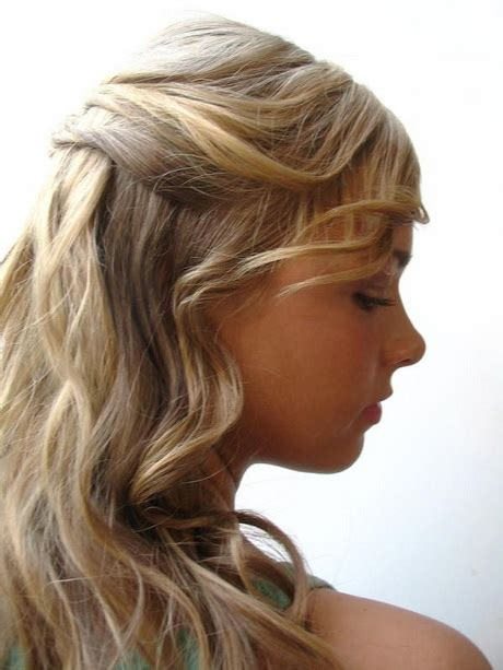 easy and simple prom hairstyles easy to do prom hairstyles