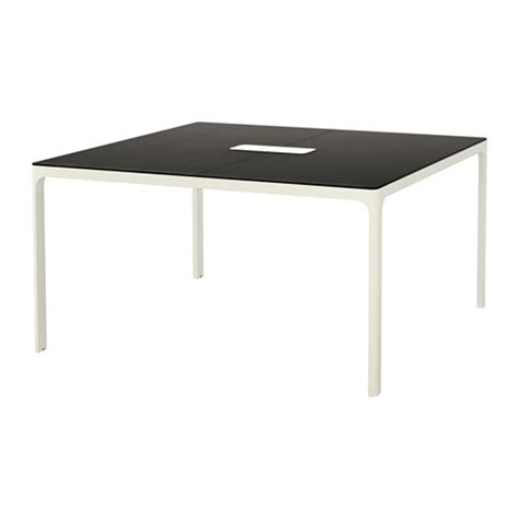 Ikea Conference Table Bekant Conference Table Black Brown White Ikea