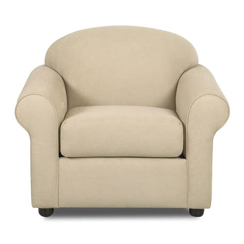 Low Profile Chair by Klaussner Possibilities Low Profile Chair Dunk Bright