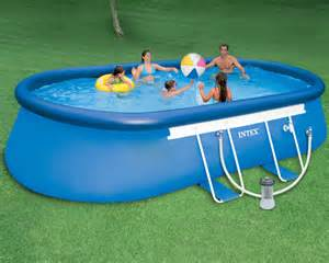 Swimming Pool 1000 Images About Above Ground Pools Intex Oval Above Ground Pools Studio Design Gallery Best Design