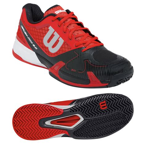 wilson shoes wilson pro 2 0 mens tennis shoes ss15