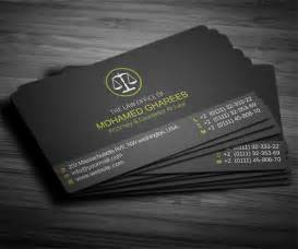 attorney business cards 30 must see lawyer business card designs naldz graphics
