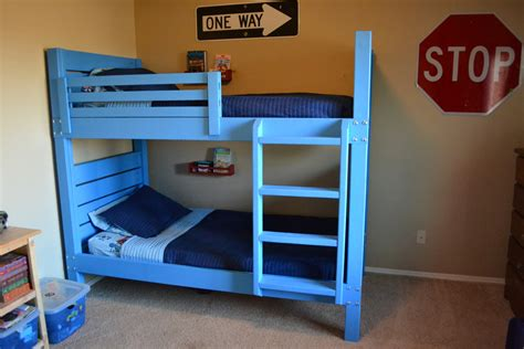 plans build bunk bed ladder  woodworking