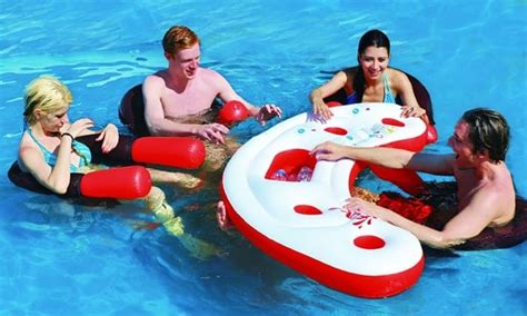 Bar Gonflable Pour Piscine