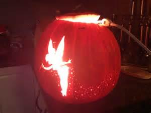 tinkerbell pumpkin carving templates disney tinkerbell pumpkin carving patterns www imgkid