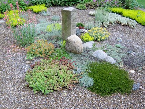 gravel garden for your garden landscape designs for your home