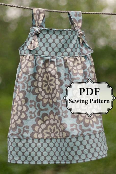 Cute Dress Pattern Free | cute little girl dress pattern