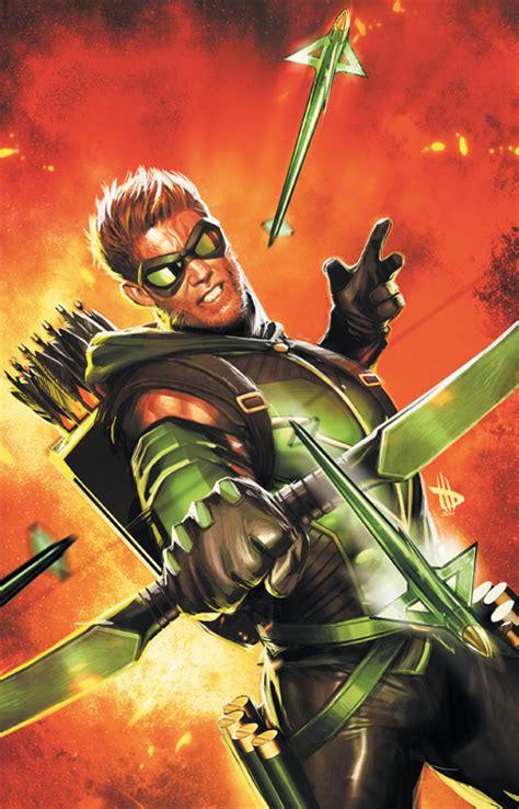 Dc Comics Green Arrow 2 dc comics the new 52 green arrow dc
