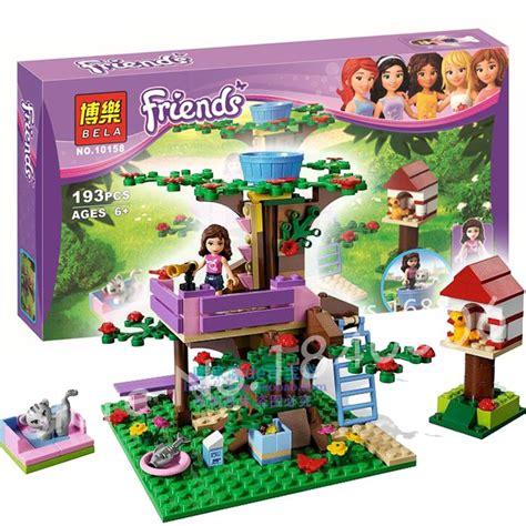 Lego Bela Friend 10158 Tree House lego pet haus werbeaktion shop f 252 r werbeaktion lego pet