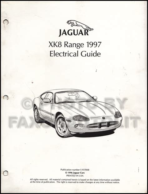 wiring diagram for jaguar xk8 wiring diagram with