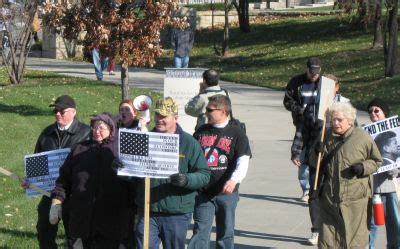 And K Fed Rally by End The Fed Demonstrations In 39 Cities Across The U S