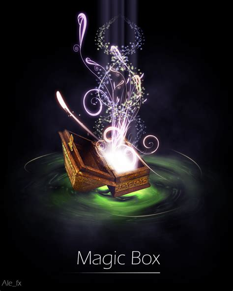 magic box magic box by dylan73 on deviantart