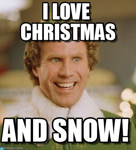 Meme Generator Buddy The Elf - i love christmas buddy the elf meme on memegen