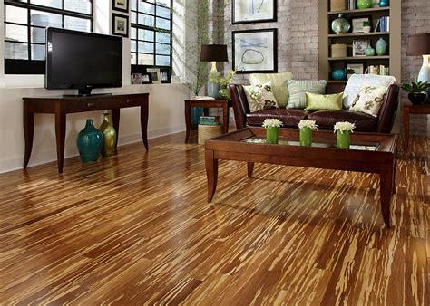 "5/8"" x 3 3/4"" Tiger Strand Bamboo   Morning Star   Lumber"
