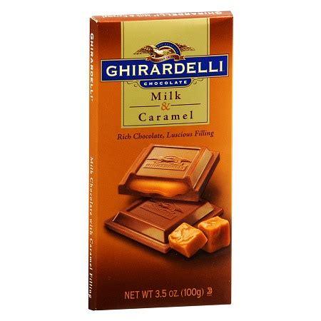 ghirardelli chocolate ghirardelli chocolate bar milk caramel walgreens