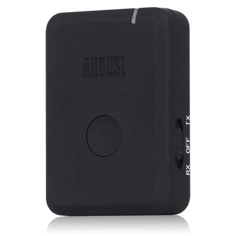 August Mr260 Bluetooth Transmitter Receiver Aptx 2 In 1 portable tv portable freeview digital tv handheld tv