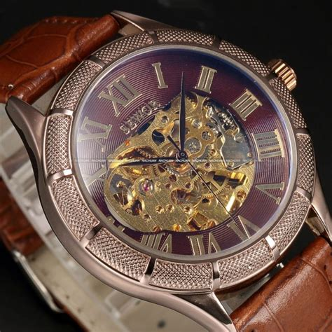 Best Seller Skeleton Leather White Brown Leather 99 best images about places to visit on skeleton watches cheap watches and