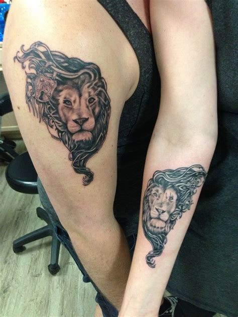 state college tattoo 17 best ideas about tattoos of lions on