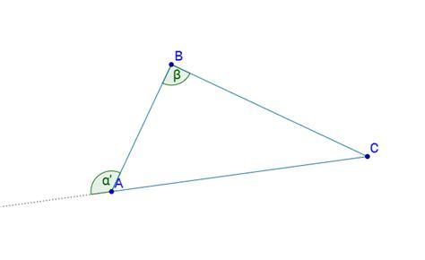 angoli interni poligoni angoli interni ed angoli esterni di poligoni convessi