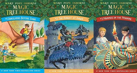 magic tree house series books for getting kids into history tools and toys