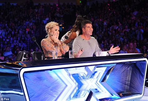 Try Not To Nightmares And Simon Made Of Wax by Simon Cowell New X Factor Judges Rowland And