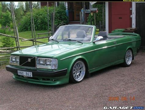 classic volvo convertible volvo lowrider convertible old timers pinterest