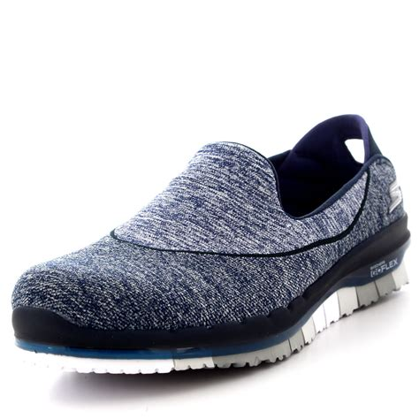 New Sepatu Skechers Skechers Skechers Original Skechers Go womens skechers go flex running walking workout fitness trainers uk 3 8 ebay