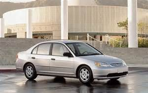 2001 Honda Civic Sedan Maintenance Schedule For 2001 Honda Civic Openbay